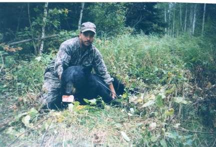 Canada Bear Hunt
